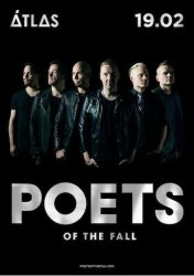 19.02.2019/ Atlas / Poets of the Fall