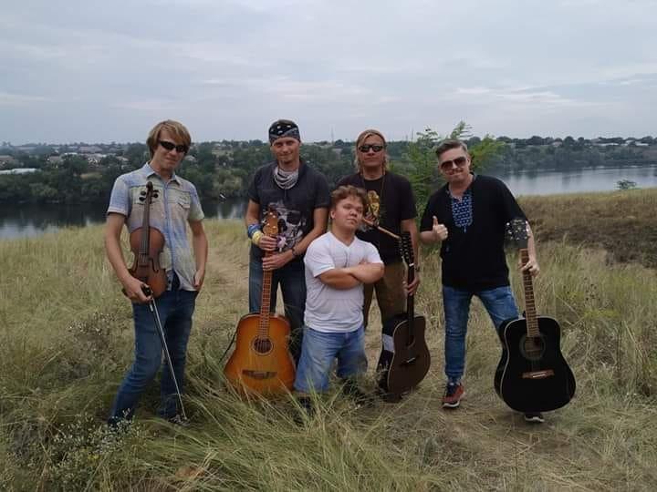 Група «Граючи паузи» виступить з групою «Воплі Відоплясова»